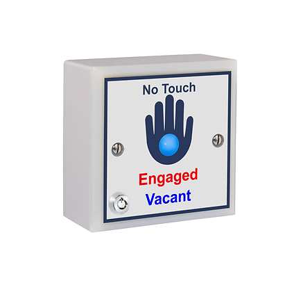 SGWCHAND-ASS-K - Single Gang Antimicrobial No Touch Toilet Sensors