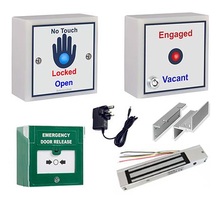 WCLOCK-L-KIT      Steri-Prox WC Locking System