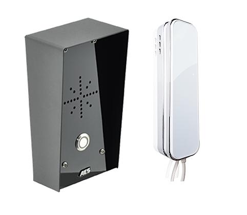 AES SLIM Imperial Wired Audio Intercom