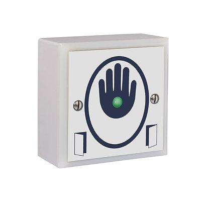 "SGTXHAND - ""No Touch"" Single Gang Hand Radio Sensor"