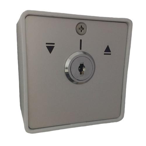 C Prox Ltd Quantek Roller Shutter Garage Door Hardwired Controls