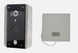 AES PRAE-IP-AB/ABK  Architectural Praetorian Guard Video intercom