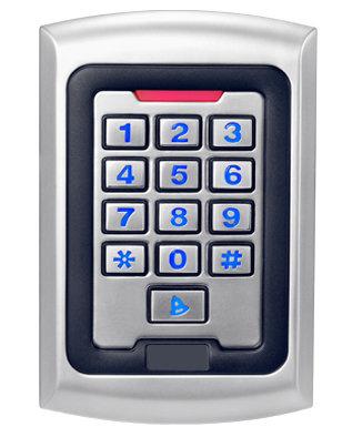 CP004-EM Waterproof Network Proximity Reader & Keypad