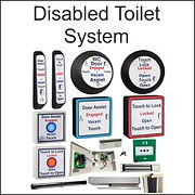 wc door opening kit, disabled persons toilet locking kit, DPTS, toilet door door sensors/switches