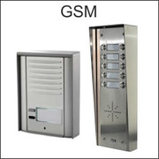 GSM Intercoms, GSM AES Systems