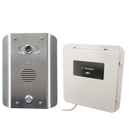 AES PRE2-4GE-AS/ASK  Predator 4G Intercom