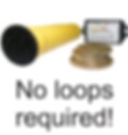 Ground vehicle sensor, vehicle detector, pulse only, presense or pulse, inductive loop detector, dynamite sensor, magna sensor, 1 channel loop detector