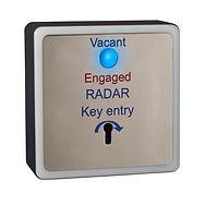 Stainless Radar switch