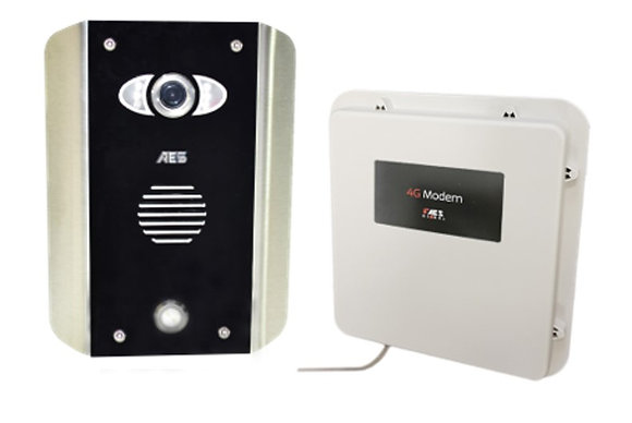 AES PRE2-4GE-AB/ABK  Predator 4G Intercom