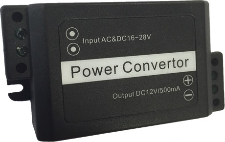 VD1228, ac/dc voltage reducing module, 24 to 12v converter