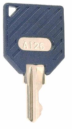 A126 Key