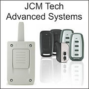 JCM Technologies, wireless access control, wirless gate control, wirless barrier control, wirless roller shutter control, wirless automatic door controls,