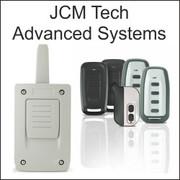 JCM Technologies, wireless access control, wirless gate control, wirless barrier control, wirless roller shutter control, wirless automatic door controls,