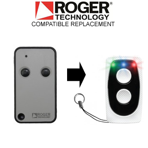 roger technology e80-2 cloning remote