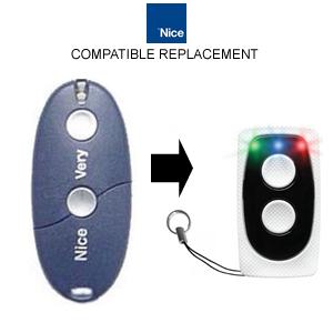 NICE VE cloning remote
