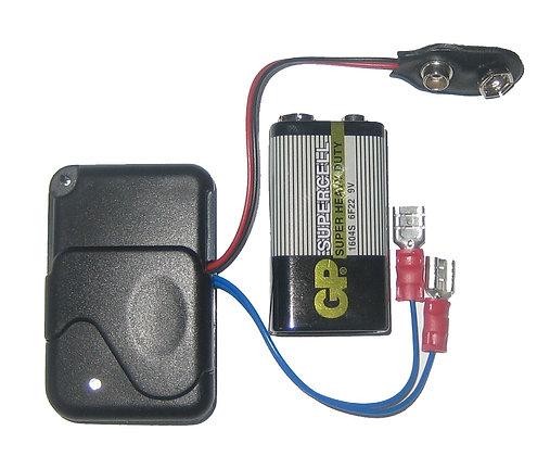 FOBW9 - Convert Mechanical Push Pad to Wireless Touch Sensor
