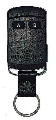 FOB2-M-S Metal 2 Channel Transmitter