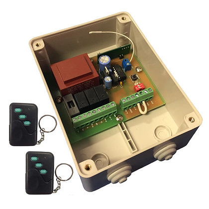rc1000 roller door remote control