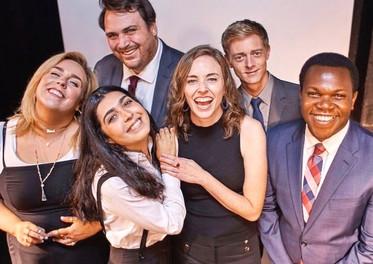 Improv Asylum Main Stage Cast