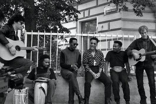 Londonbeat late 80' in Russia