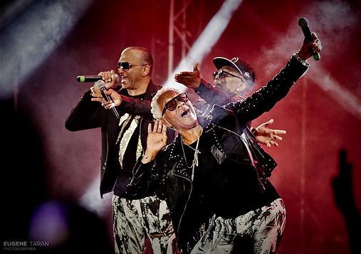 Londonbeat performing in Odessa 2018