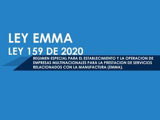 Copia de LEY EMMA LEY 159 DE 2020