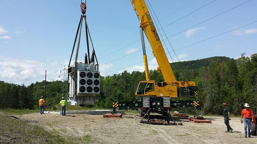 Burt Crane 70 ton 05