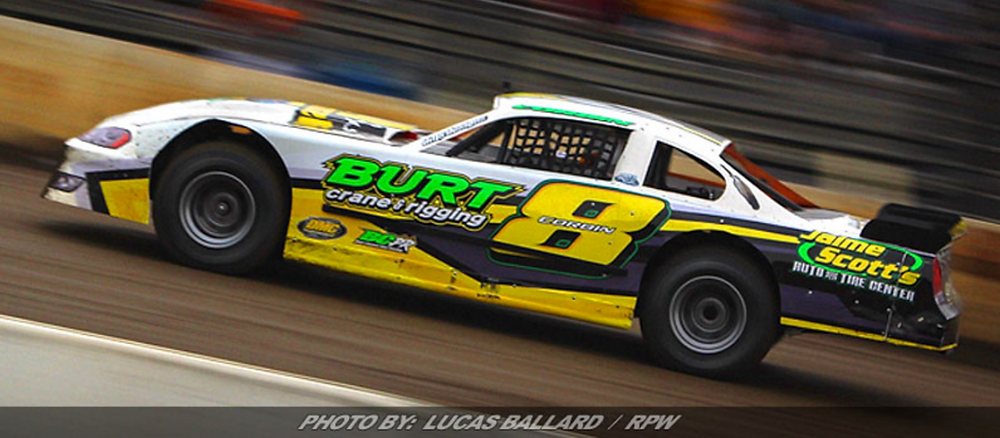 Burt Crane and Rigging Pro Stock Car Jason Corbin Photo by Lucas Ballard / RPW