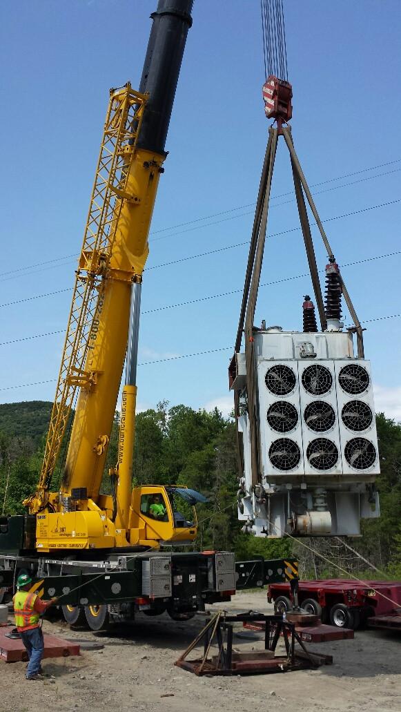 Burt Crane 70 ton 04