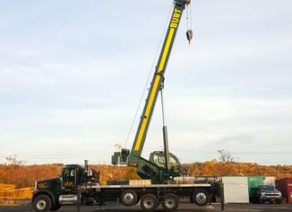 Capital Region's Largest Boom Truck