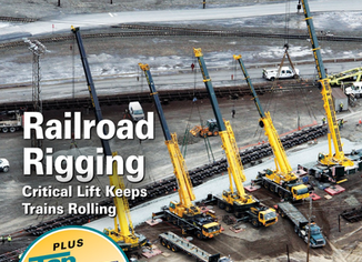 Crane and Rigging Hotline Magazine