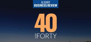 THOMAS SCHEIB NAMED TO BUSINESS REVIEW'S 40 UNDER 40