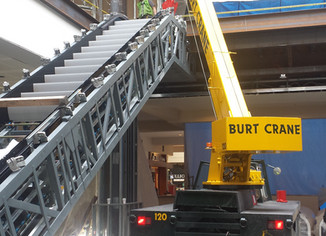 New Escalator for Crossgates