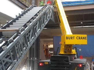 New Escalator for Crossgates