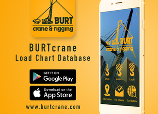 Download the New BURTcrane App!