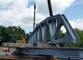 GRANT HILL TRUSS BRIDGE