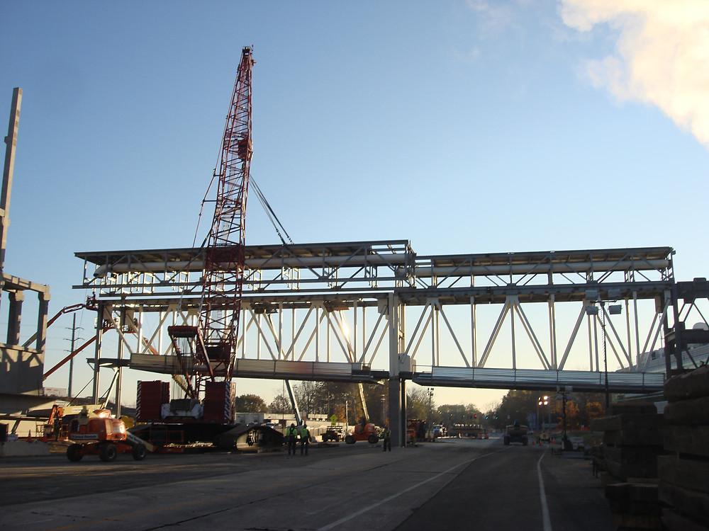 CNSE LINK BRIDGE burt crane