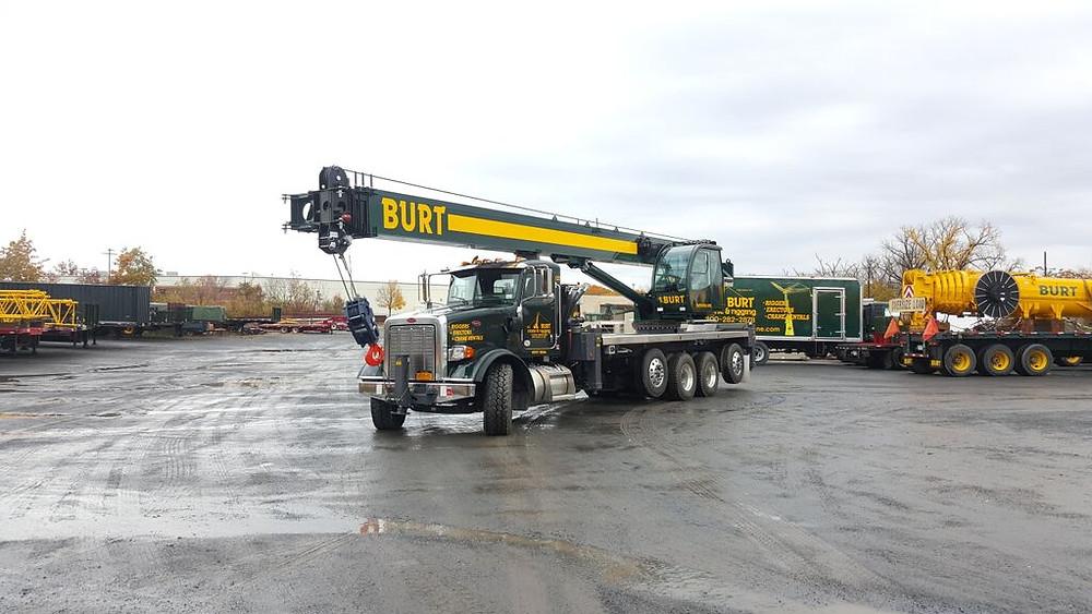 BURT Boom Truck