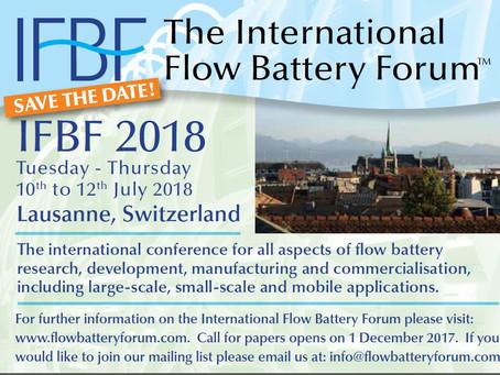IFBF 2018 will visit Electromobilis
