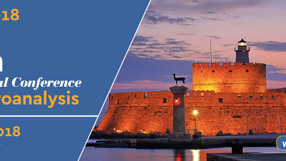 17th International Conference on Electroanalysis (ESEAC 2018)