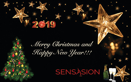 Happy holidays from the SENSàSION team!