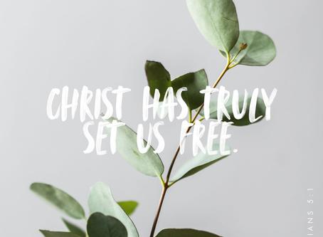 Free from sin - Ps Graeme Leske