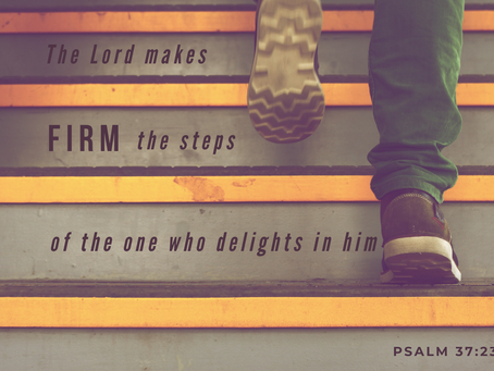God directs our steps - Ps Graeme Leske
