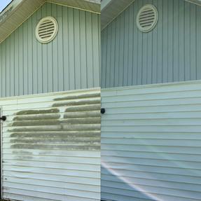 Greensboro House Pressure Washing Services