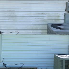 Greensboro house pressure washing company.