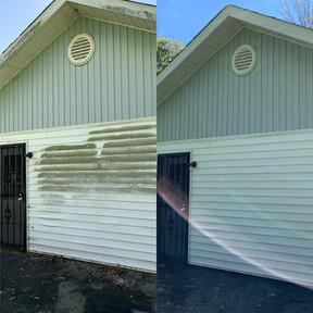 Greensboro House Wash Services in North Carolina.