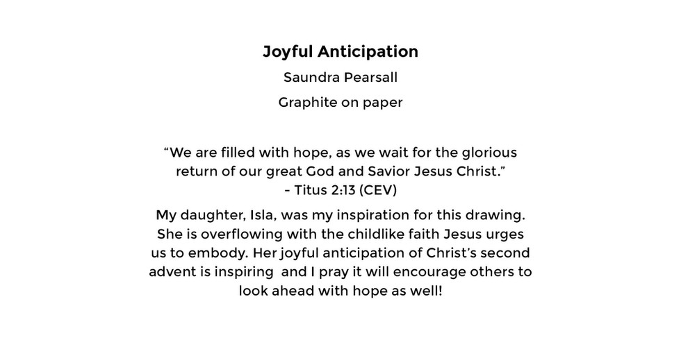 Joyful Anticipation (card back)