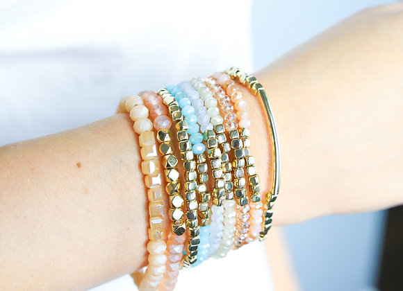 Shelby Beaded Bracelets