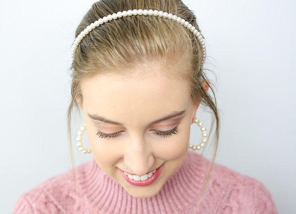 Isabel Pearl Headband