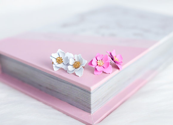 Lilah Floral Earrings